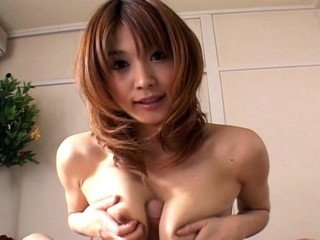 Chinese housewife Ai Kurosawa gives perfect a deep throat